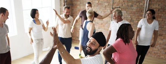 Activité physique et cohésion des équipes